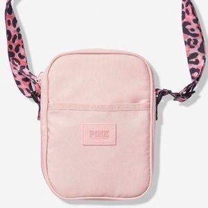 Victoria's Secret Pink Crossbody Purse